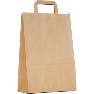 paper carrier bags - standard